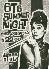 FESTA (Zellaby) Tags: party collage vintage dance flyer mod audreyhepburn dancing ska soul beat nineties xerox janes pordenone polcenigo