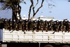 Forças Armadas in Maputo