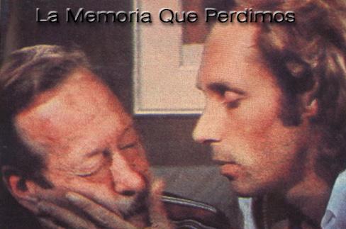Beso Jorge Donn y Goyeneche 1986