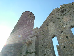 Rays Around Tower
