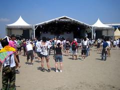 Beach Stage