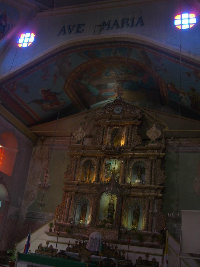 Baclayon Church Museum(Inside)