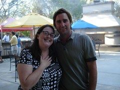 Hollie and Luke Wilson (.Hollie.) Tags: celebrity luke hollywood wilson steven owen hollie lukewilson