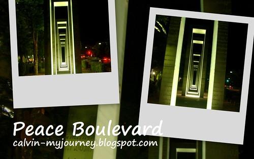 Peace Boulevard