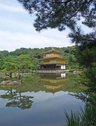Kinkakuji (Gold Pavilion) Temple