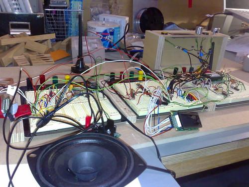 What a radio looks like, 2