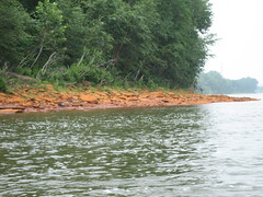 acid mine drainage near pittston