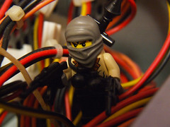 Lego Terrorist (andycollie25) Tags: computer lego terrorist figure minifig hiding hdiing