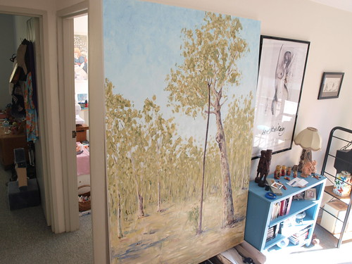 Joe's painting