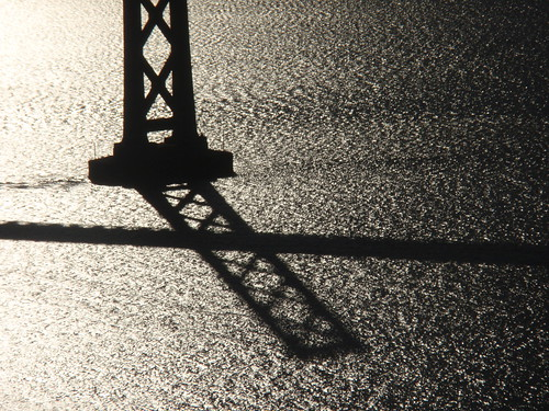 Bay Bridge Shadow 01
