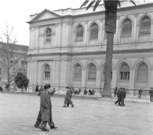 Vida de un araucano. El estudiante mapuche L.A. en Santiago de Chile, en 1959