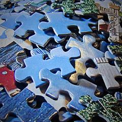 puzzle_0577 (mondays child) Tags: color photoshop lumix puzzle whole part nik jigsaw piece fz50