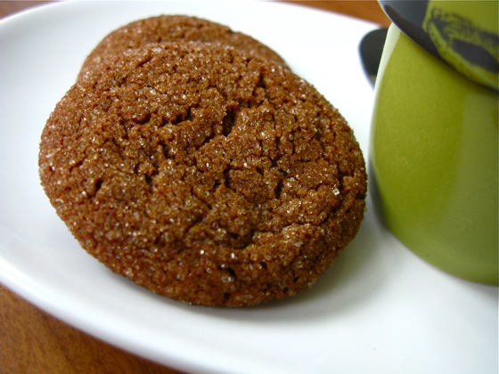 molasses cookies 003