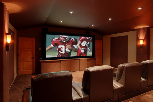 Home Theaters Are Quickly Replacing The Family Room As The Location In The  Home Where Everyone Gathers. There Are Numerous Things That Go Into The  Design ...