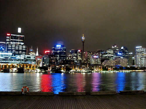 View from Pyrmont