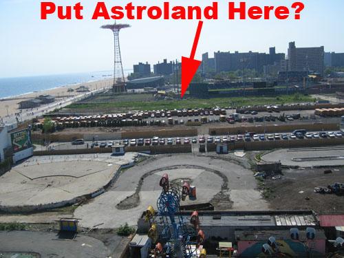 Astroland Move