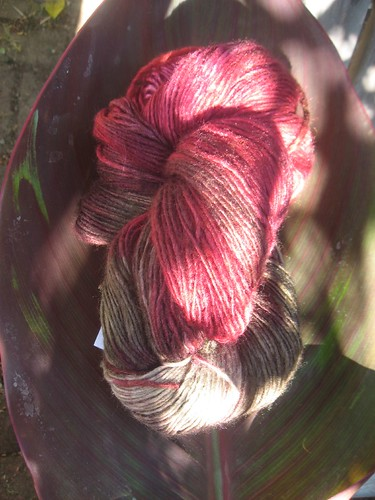 Malabrigo Silk and Wool