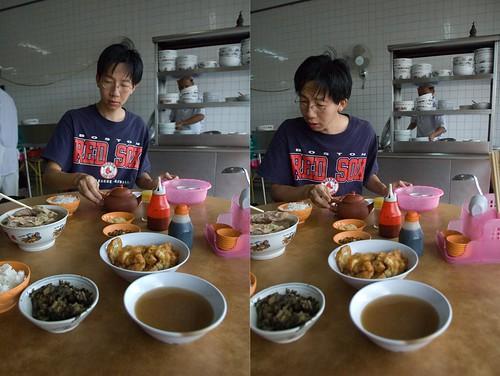KL Bak Kut Teh with JY