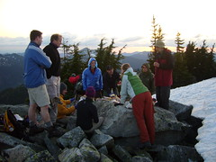 TNAB Solstice on Granite Mountain