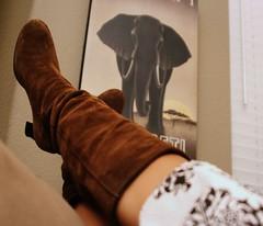 feet up friday (TeeRish) Tags: boots itsfridaysoputyourfeetup 365reject futab feetuptakeabreak holymolyicertainlydowanttoputmyfeetuptonight