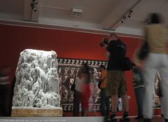 documenta 12 Froschperspektive | Zheng Guogu / Waterfall | 2006 | Fridericianum ground floor