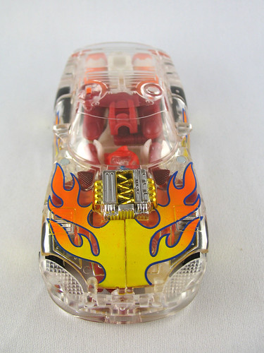Car Robotos 2001 Osaka Toysland Exclusive Speedburner