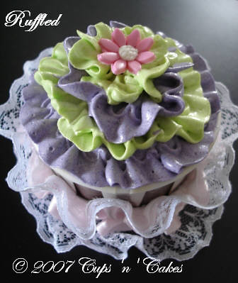 New - Ruffled Design by Cups 'n' Cakes