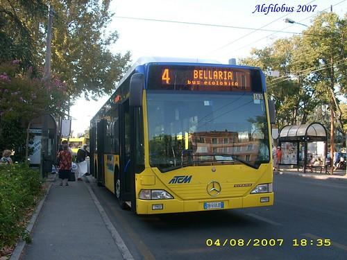 Mercedes Citaro n° 143