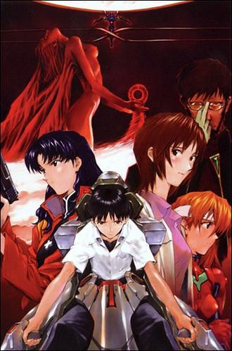 Poster de la nueva película de Evangelion