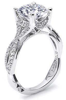 Hot Pick Of The Day Tacori Engagement Ring J R Dunn 39 S Jewelry