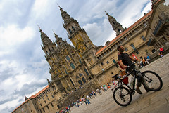 Catedral de Santiago de Compostela - by pedro prats