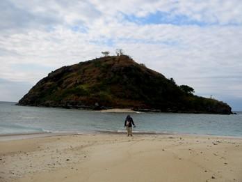 an island 2 reach