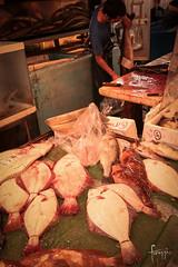 Tokyo, Japan (Foraggio Photographic) Tags: travel japan tokyo asia tsukiji tuna fishmarket eels tsukijifishmarket