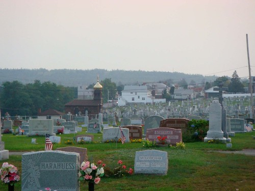 Guest shot: Where the Dead are in a Dying Town