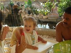 Noor & opa & oma (knoorvanwijngaarden) Tags: noor vakantie2007