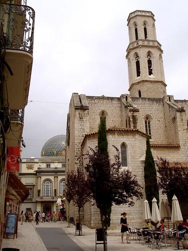 Museu Dali i Esglesia Sant Pere