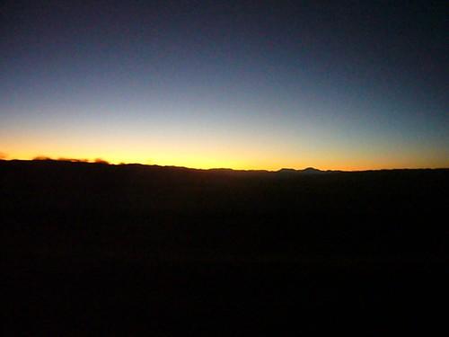 Sunrise in NM 1