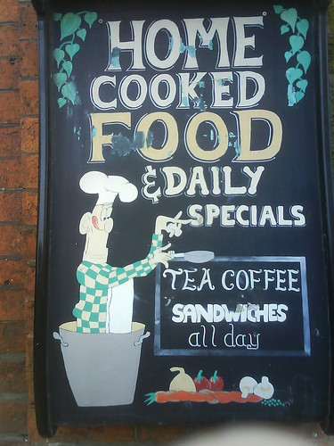 Pub Sign based on Don Martin artwork