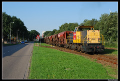 RN6505+Facs'n_Awhv_25072008 (Dennis Koster) Tags: trein dbs rn facs railion 6505 goederentrein rotim amsterdamwesthaven amsterdamvlothaven dbsrn splittrein