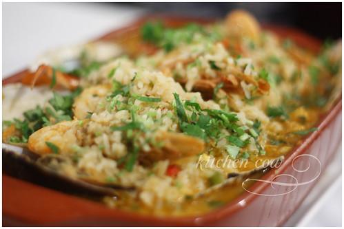 05 Seafood Rice