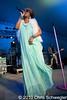Macy Gray @ Voodoo Festival, City Park, New Orleans, LA - 10-31-10