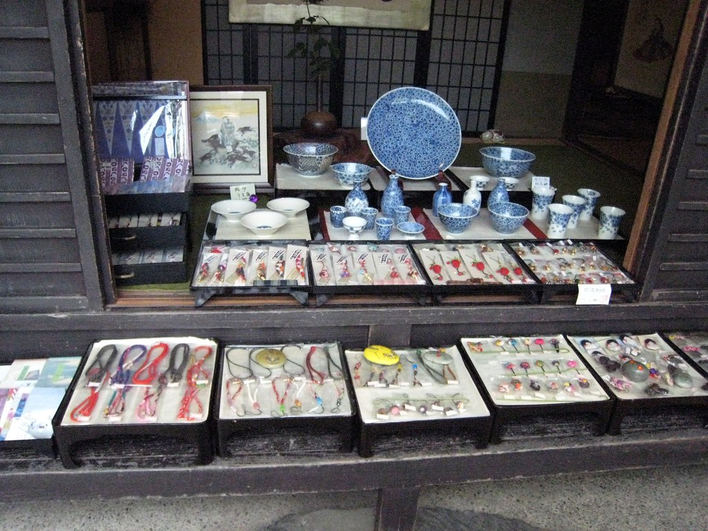 2007.5.27上賀茂・社家の町並通り2