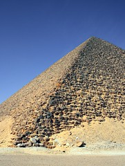red pyramid (patrick wilken) Tags: honeymoon pyramid egypt dashur redpyramid