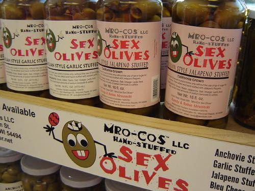 Sex Olives.