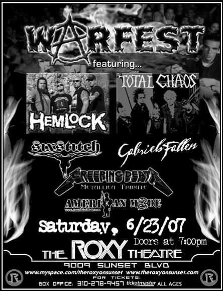 Warfest