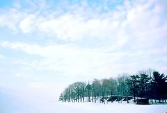 Lost in space (dbassoon) Tags: winter usa snow ny newyork ski skiing poughkeepsie lakemohonk