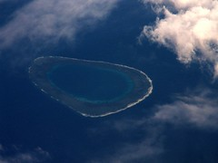 Circular Atoll - Spratly Islands