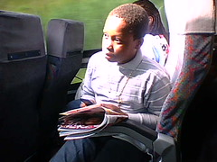 A Boy on the Bus