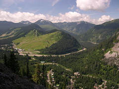 Snoqualmie Pass (jcoutside) Tags: snoqualmiepass guyepeak guyepeakclimb climbingguyepeak improbabletraverse