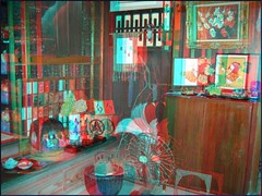 3D Kakogawa inside the old house-anaglyph-IMG_0019